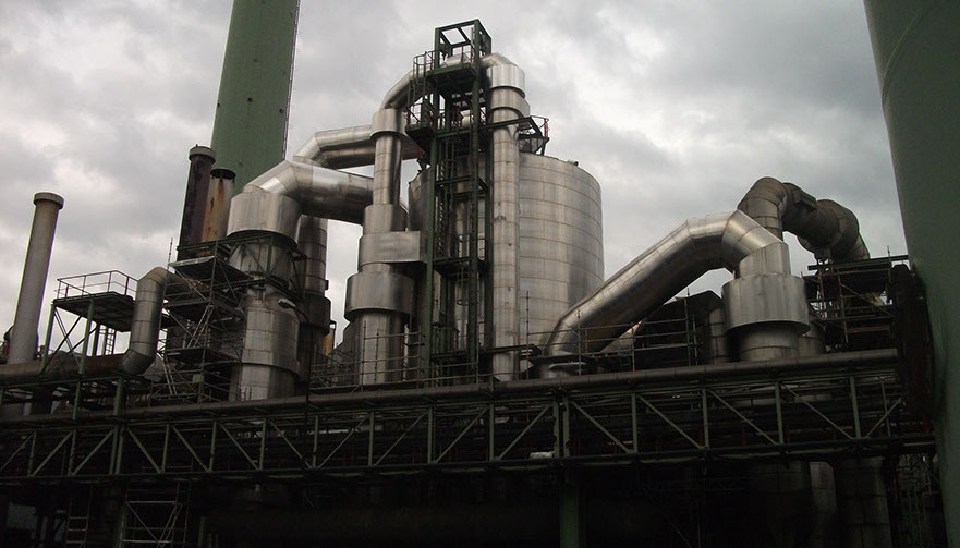 Izolacje przemysłowe